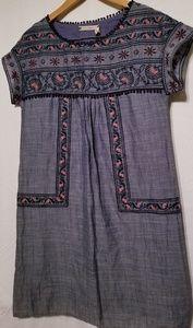 Chelsea & Violet  Chambray Dress